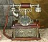 贵阳礼品,雅典娜电话机988元工艺精品 - 精品电话机