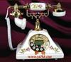 贵阳礼品,出水芙蓉电话机598元工艺精品 - 精品电话机