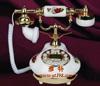 贵阳礼品,玫瑰之约568元工艺精品 - 精品电话机