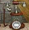 贵阳礼品,英伦玫瑰电话768元工艺精品 - 精品电话机