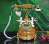 贵阳礼品,和平天使电话机1580元工艺精品 - 精品电话机
