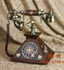 贵阳礼品,旋转拨号仿古电话968元工艺精品 - 精品电话机