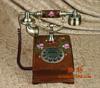 贵阳礼品,花样年华原木电话机768元工艺精品 - 精品电话机