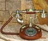 贵阳礼品,多瑙河电话机768元工艺精品 - 精品电话机