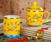 贵阳礼品,双龙戏珠二件套(中号)668元工艺精品 - 红瓷/黄瓷