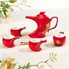 贵阳礼品,海豚祈福茶具七件套888元500元 至 1000元 之间的礼品
