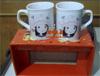 贵阳礼品,圆方形对杯20元节日礼品 - 情人节