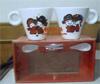 贵阳礼品,喇叭形对杯40元节日礼品 - 情人节