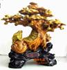 贵阳礼品,加金发财树1180元工艺精品 - 黄金/渡金