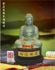 贵阳礼品,释迦牟尼黄金石原石炭雕车饰摆件455元工艺精品 - 黄金/渡金
