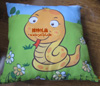 贵阳礼品,桃皮绒热印抱枕0元30元 至 50元 之间的礼品
