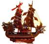 贵阳球王会体育平台,进口花梨木小龙船1880元1000元 至 2000元 之间的球王会体育平台