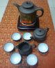 贵阳礼品,紫砂电热水壶茶具九件套1150元电子电器礼品 - 电水壶/茶具