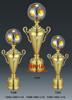 贵阳礼品,球状金属奖杯0元办公礼品 - 奖杯奖牌