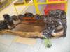贵阳礼品,黑檀五龙茶盘258000元工艺精品 - 红木/炭雕
