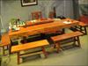 贵阳礼品,刚果茶梨木桌子56800元工艺精品 - 红木/炭雕