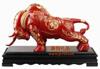 贵阳礼品,金牛长运(漆线雕)16800元工艺精品 - 其他精品