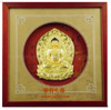 贵阳礼品,佛祖红木框(漆线雕)1980元工艺精品 - 工艺相架