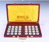 贵阳礼品,天然玉石象棋(手提盘)2880元工艺精品 - 玉石/仿玉