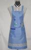 贵阳礼品,桃皮绒挂带围裙0元广告促销礼品 - 广告围裙/手袖