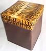 贵阳礼品,PU革面板折叠收纳凳0元家居生活礼品 - 其他用品