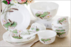 贵阳礼品,一级骨质瓷餐具12件套650元家居生活礼品 - 餐具/酒具
