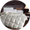 贵阳礼品,欧式提花纯羽绒被0元家居生活礼品 - 纺织/床上用品