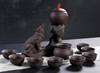 贵阳礼品,紫砂茶具11件套0元家居生活礼品 - 紫砂茶具/杯
