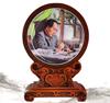 贵阳礼品,毛泽东陶瓷彩盘摆件0元工艺精品 - 工艺摆件