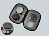 贵阳礼品,黑色陶瓷茶具四件套(旅行包装)