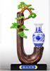 贵阳礼品,陶瓷珐琅彩基业永固0元工艺精品 - 工艺摆件