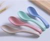 贵阳礼品,小麦勺四件套0元广告促销礼品 - 广告碗/筷套件