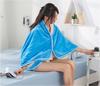 贵阳礼品,羊羔绒双层披肩毯--蓝色0元家居生活礼品 - 靠枕/抱枕