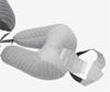 贵阳礼品,创意一体枕---颈枕眼罩0元家居生活礼品 - 靠枕/抱枕