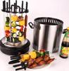 贵阳礼品,无油烟烧旋转烤架0元电子电器礼品 - 早餐机/电烤箱