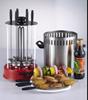 贵阳礼品,6串无烟旋转烧烤架0元电子电器礼品 - 早餐机/电烤箱