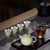 贵阳礼品,999鎏银陶瓷茶具8件套0元工艺精品 - 精品茶具/杯