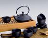 贵阳礼品,陶瓷铸铁茶具7件套0元工艺精品 - 精品茶具/杯