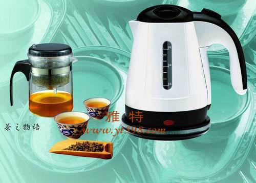 电水壶/茶具 电热水壶茶具套装