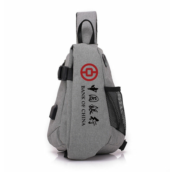 贵阳礼品,高级防水面料单肩包