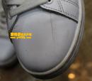 白色阿迪达斯运动鞋补伤保养图