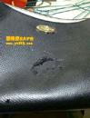 蔻驰(COACH)皮包补伤护理对比图