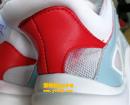 路易威登(LV)运动鞋染色救治护理对比图