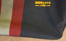 巴利(BALLY)布包清洗保养油边补色对比图