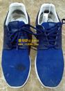 路易威登(LV)网面鞋去油清洗保养