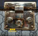GUCCI锁扣摔伤电镀修复